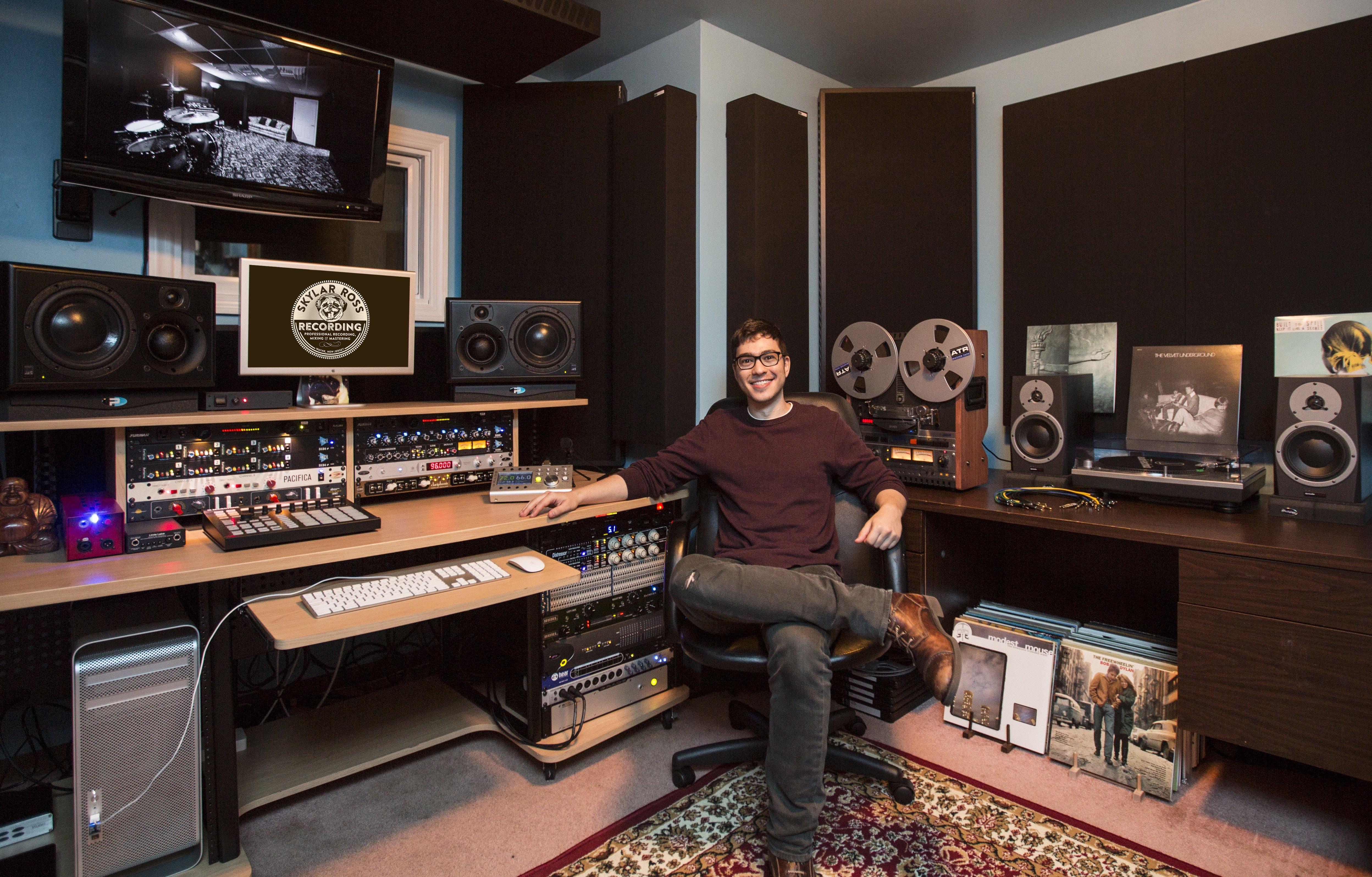 Marvelous Recording Studio Document Fanzine Largest Home Design Picture Inspirations Pitcheantrous