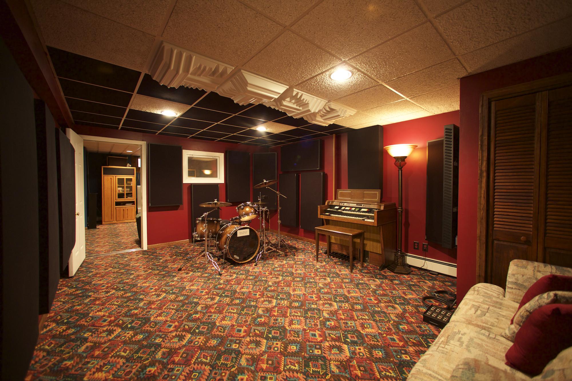 recording studio document fanzine